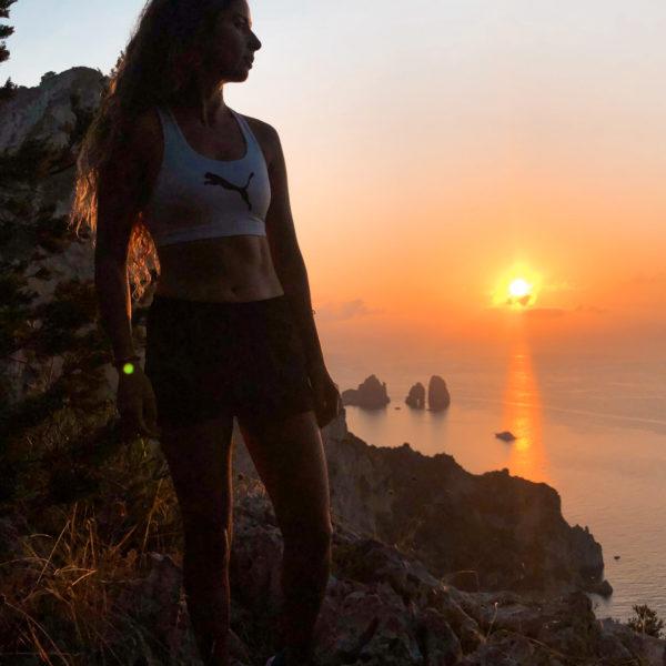 Week-end sportif à Capri Belvedere della Migliara