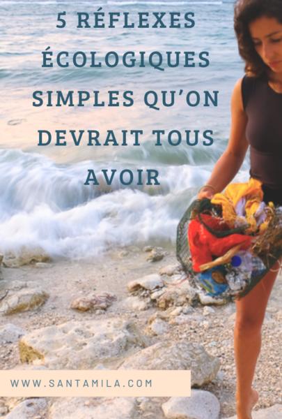 5 reflexes ecologiques contre le plastique pour proteger l ocean