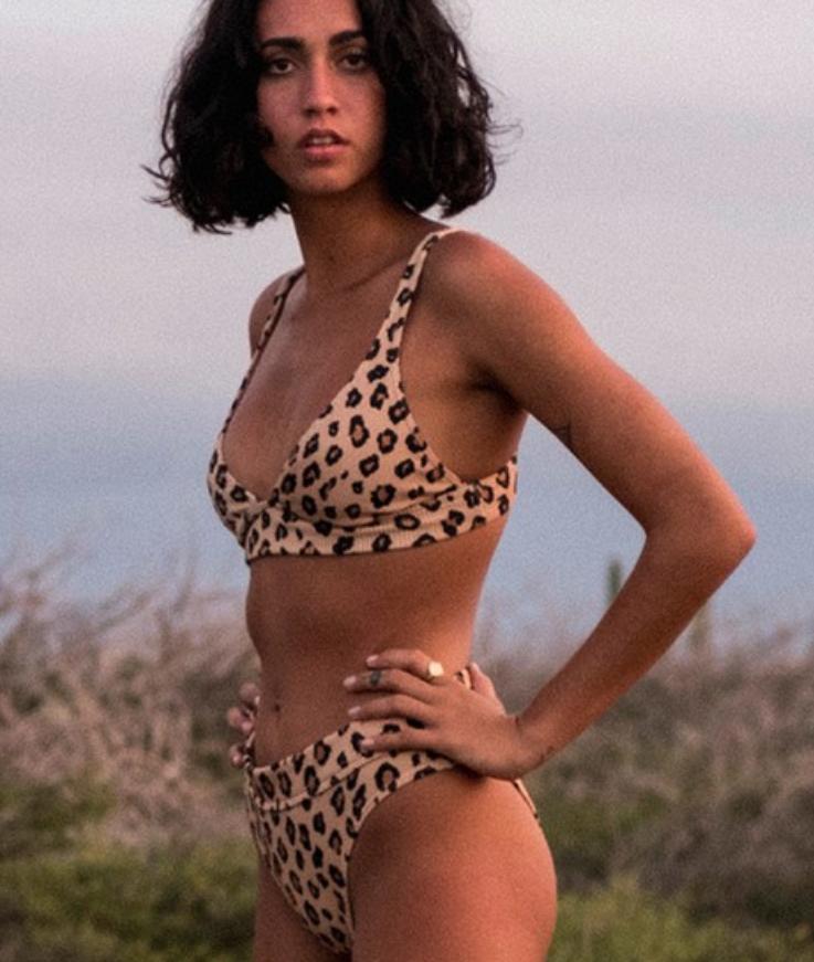 Bikini 2 pièces Billabong Leopard