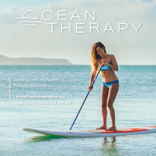 Ocean Therapy le Livre