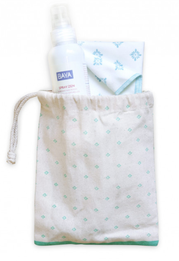 Spray désinfectant pour tapis Baya