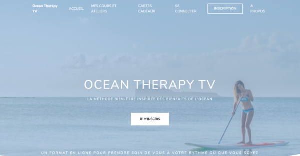 oceantherapy tv